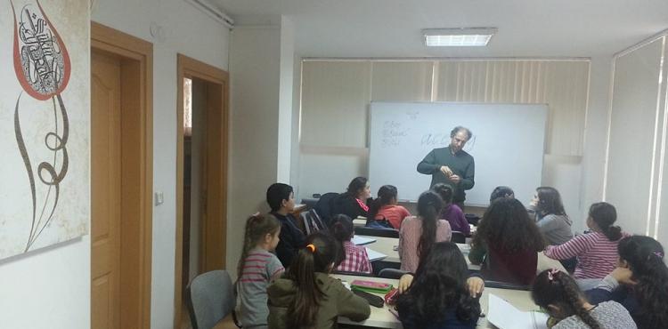 Kaligrafi Derslerimize Ücretsiz Katılabilirsiniz